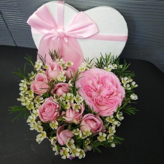 Букет8: букеты цветов на заказ Flowwow