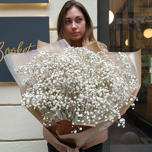Воздушное облако бюджет: букеты цветов на заказ Flowwow