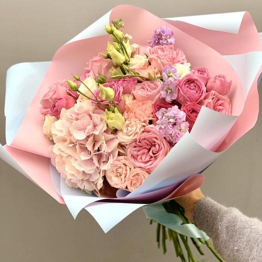 Букет «Чарующий»: букеты цветов на заказ Flowwow