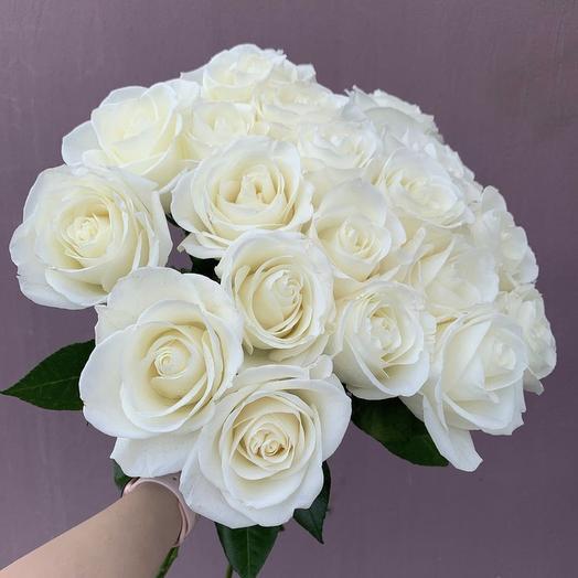"""Букет роз """"Аваланж"""": букеты цветов на заказ Flowwow"""