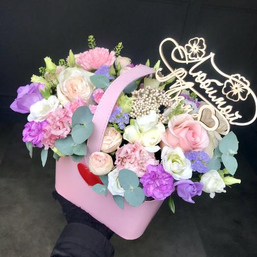 Подарок 💕: букеты цветов на заказ Flowwow