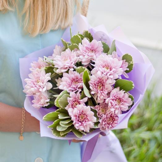Букет «Тёплый ветерок»: букеты цветов на заказ Flowwow