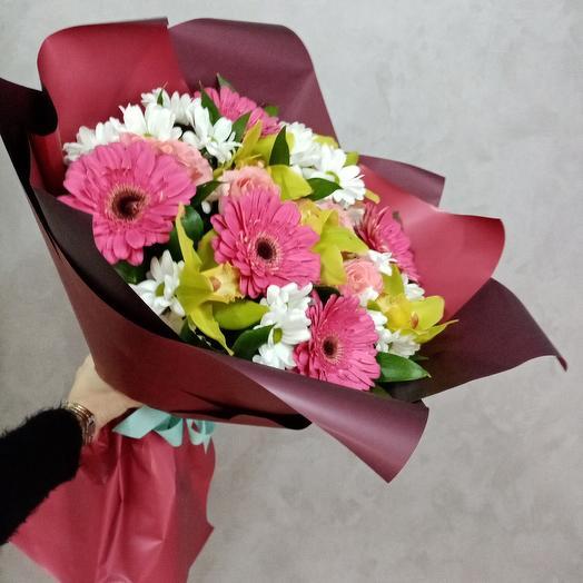 Tropics: flowers to order Flowwow