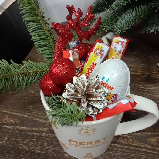 Новогодний подарочек 2