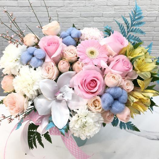 Наслаждение💕🌸🍀: букеты цветов на заказ Flowwow