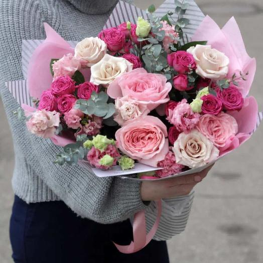 Мираж: букеты цветов на заказ Flowwow