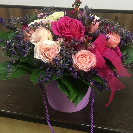 Тёплая встреча: букеты цветов на заказ Flowwow