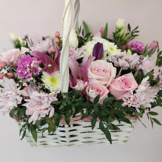 Праздничное настроение: букеты цветов на заказ Flowwow