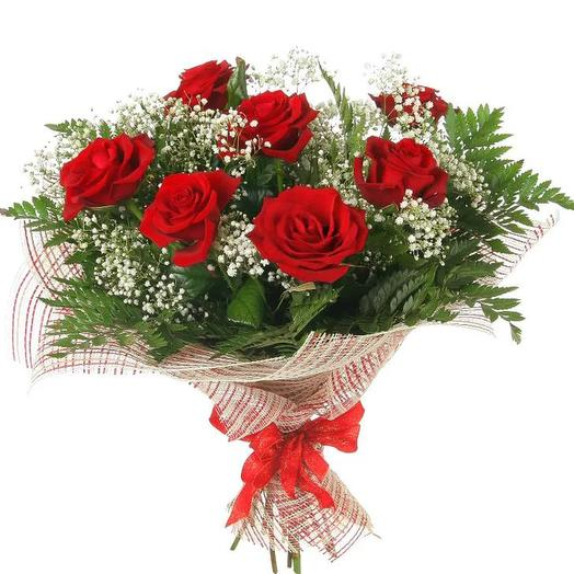 Букет Признание: букеты цветов на заказ Flowwow