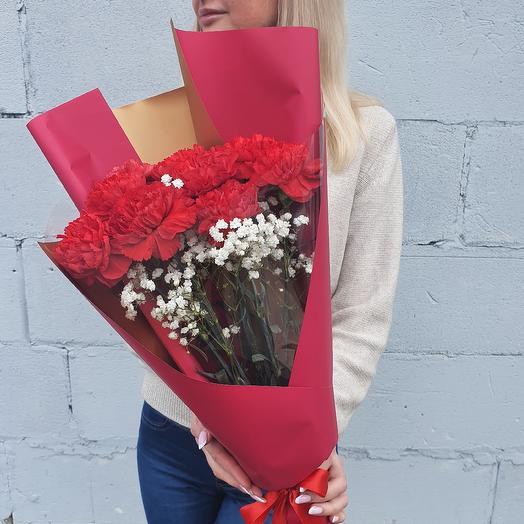 9 мая: букеты цветов на заказ Flowwow