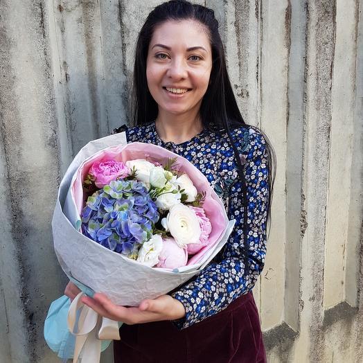 Радужная мечта: букеты цветов на заказ Flowwow
