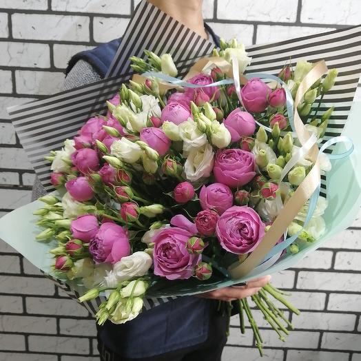 Летний дождь: букеты цветов на заказ Flowwow