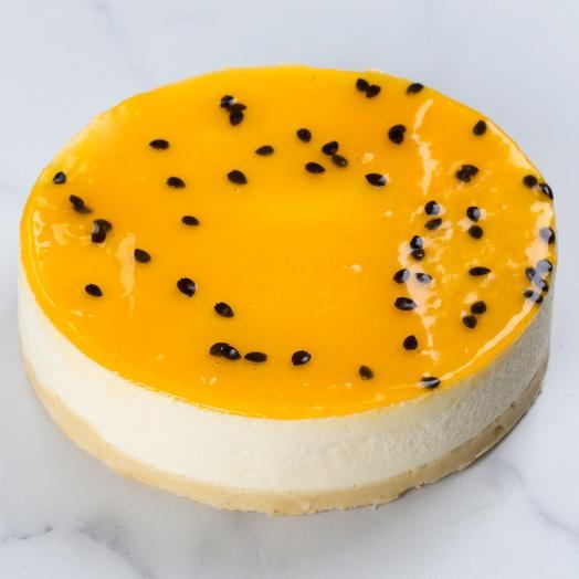 Чизкейк манго-маракуйя мини