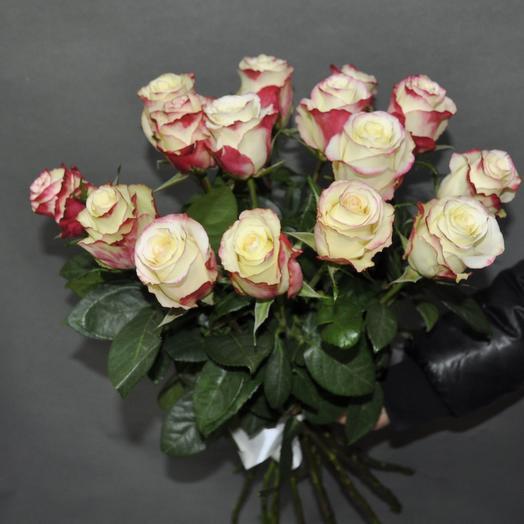 Розы Sweetnes ( Свитнес) 60 см. 15 шт