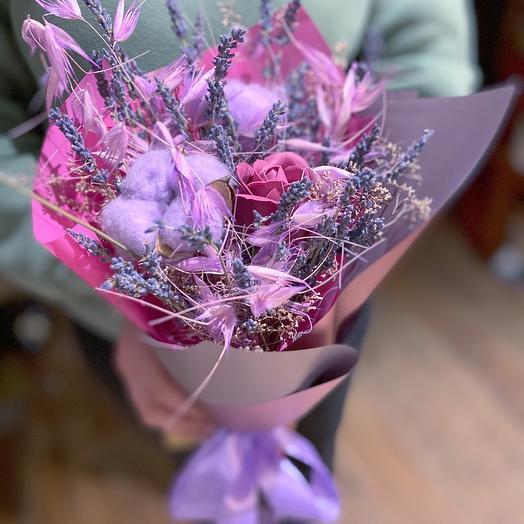 Букетик Сухоцветы