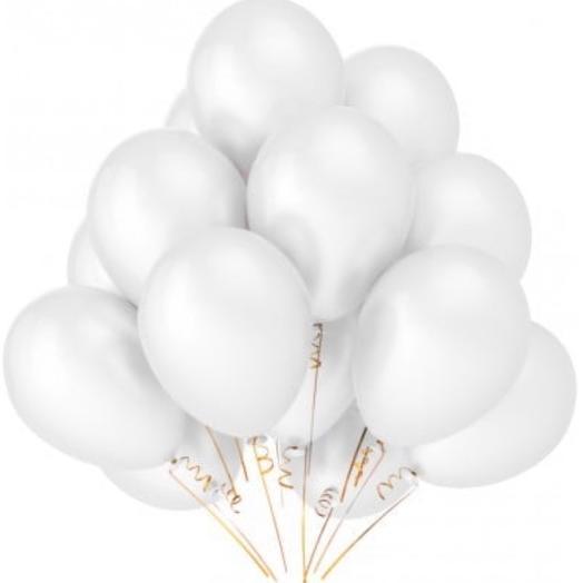 Helium balloons N 46