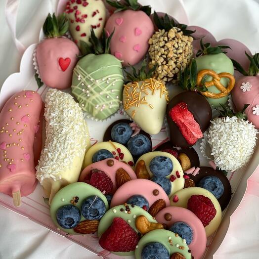 Набор «Шоколадный Поцелуй»