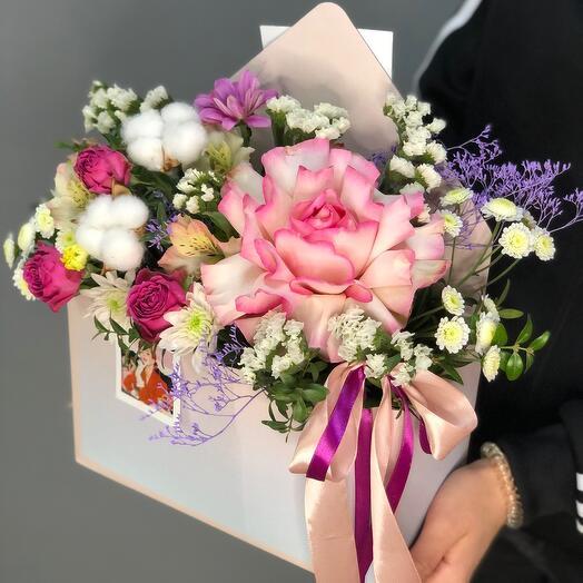 Цветочное послание :)
