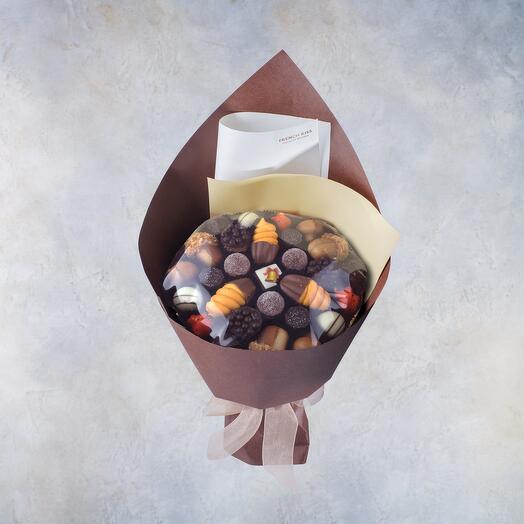 Букет из конфет «Акцент»