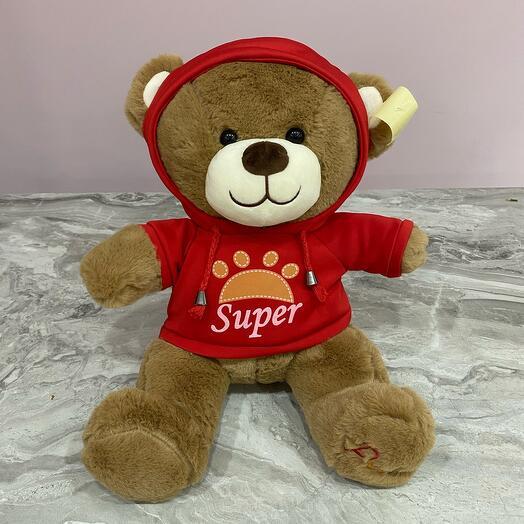 Игрушка Медведь в костюме
