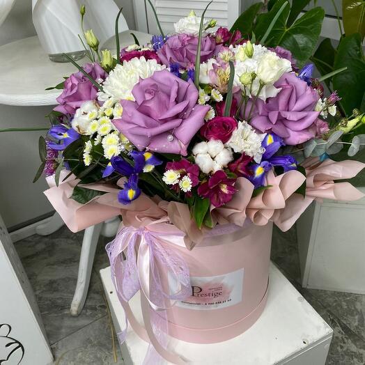 Счастье цветочное