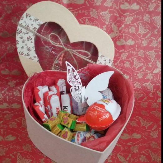 Киндер-подарочек!: букеты цветов на заказ Flowwow