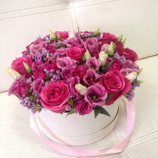 Милый подарок: букеты цветов на заказ Flowwow
