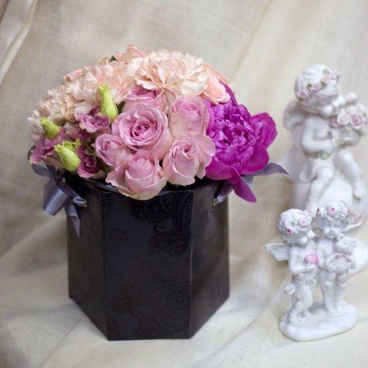 Ангел на плече: букеты цветов на заказ Flowwow
