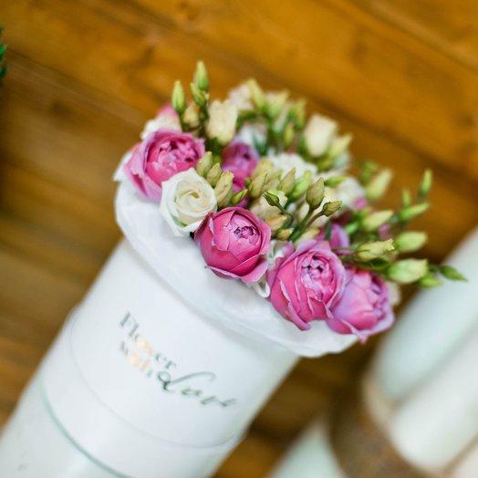 Букет Зефирное утро: букеты цветов на заказ Flowwow