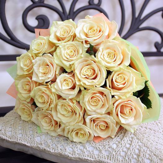 Букет 31 19 шт 50см: букеты цветов на заказ Flowwow