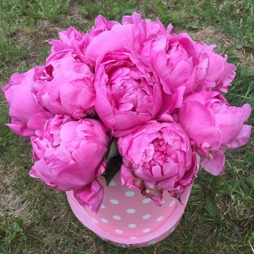 Нереальный пион : букеты цветов на заказ Flowwow