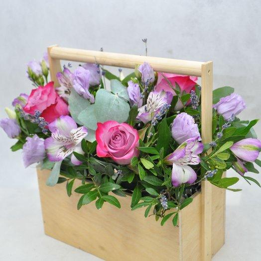 Приятная встреча: букеты цветов на заказ Flowwow