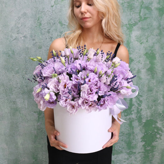 Лаванда лаванда: букеты цветов на заказ Flowwow