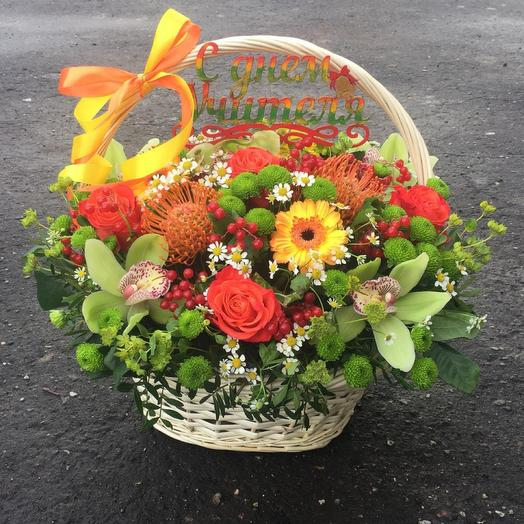 Осенний день: букеты цветов на заказ Flowwow