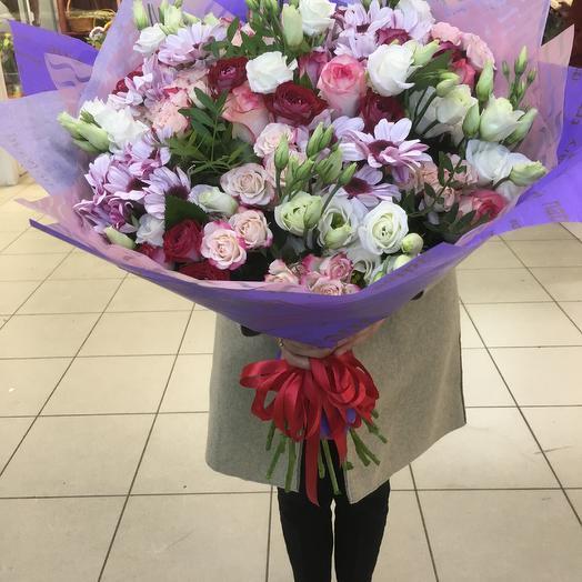 Прелесть востока: букеты цветов на заказ Flowwow