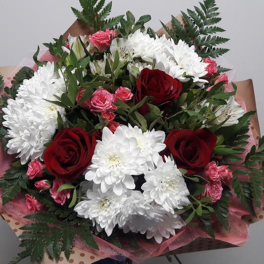 Спелая вишня: букеты цветов на заказ Flowwow