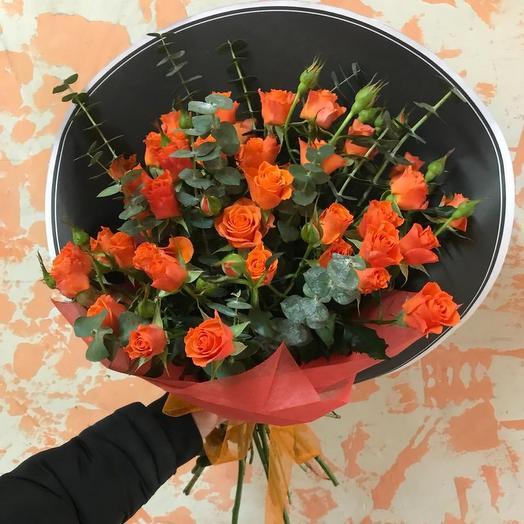 Яркий-Ароматный: букеты цветов на заказ Flowwow