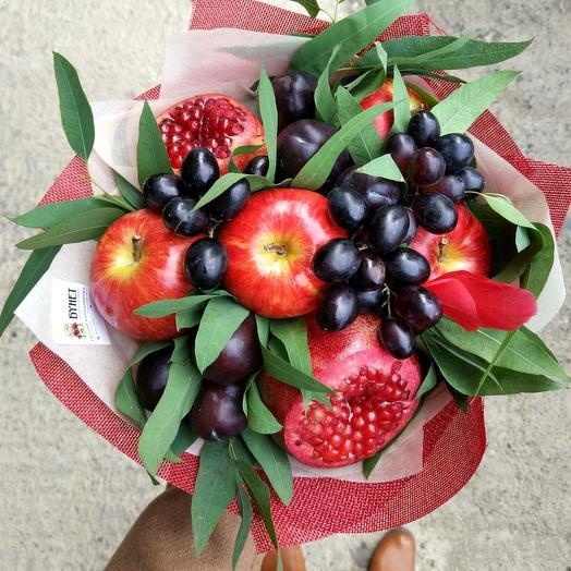 Вкусный: букеты цветов на заказ Flowwow