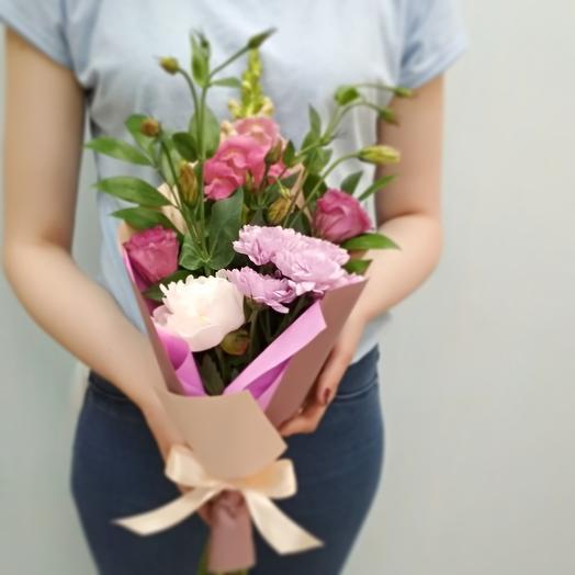 Здравствуй класс: букеты цветов на заказ Flowwow