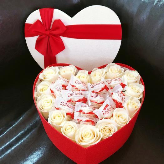 День любви: букеты цветов на заказ Flowwow