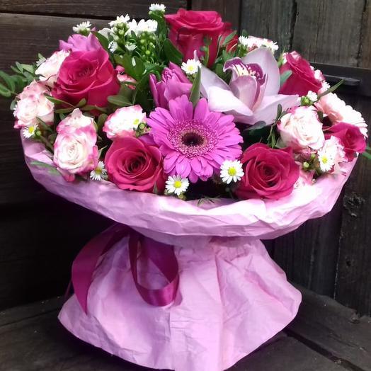 Предложение: букеты цветов на заказ Flowwow