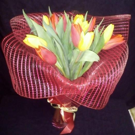 Букет 119: букеты цветов на заказ Flowwow