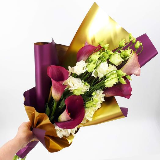 Дипломат: букеты цветов на заказ Flowwow