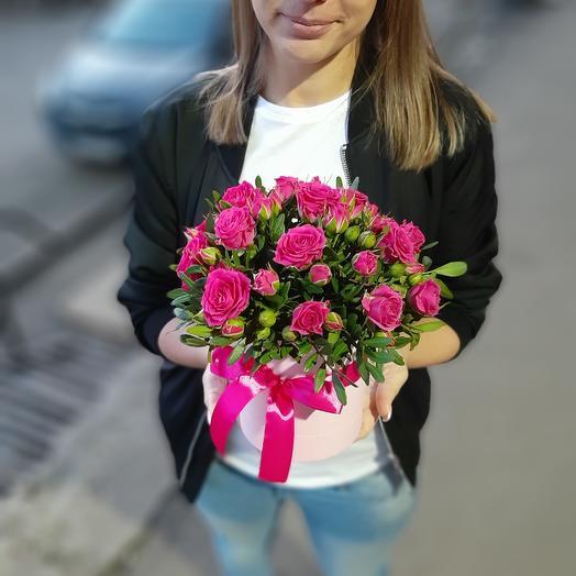 Комплимент Z4: букеты цветов на заказ Flowwow