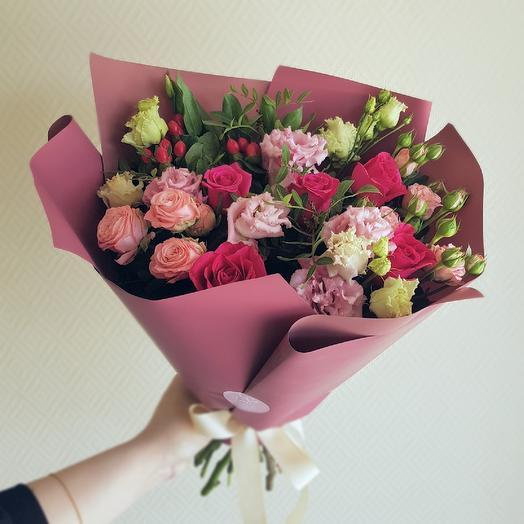 Ягодный: букеты цветов на заказ Flowwow