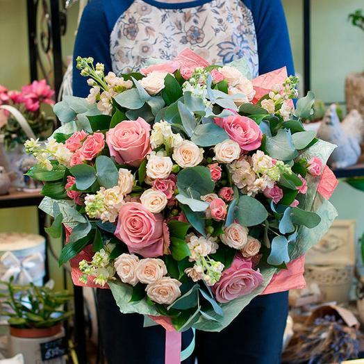Восхищешие: букеты цветов на заказ Flowwow