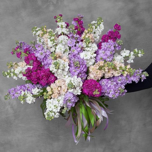 Медовый аромат: букеты цветов на заказ Flowwow
