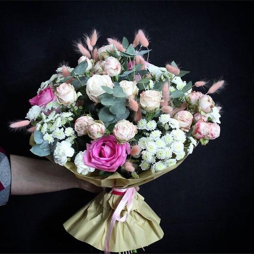 Лагур: букеты цветов на заказ Flowwow
