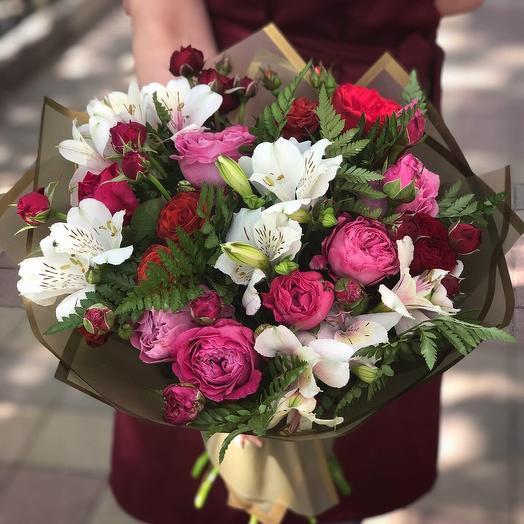 Букет для учителя 👨🏫: букеты цветов на заказ Flowwow
