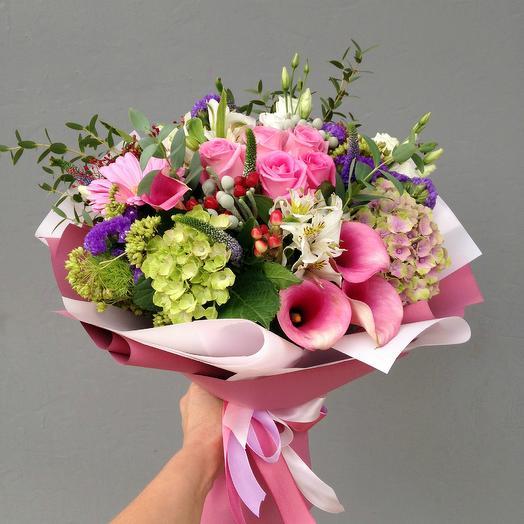 Заказ цветов из раменского, голландии